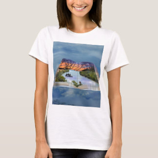 River Murray, Page In A Book, T-Shirt