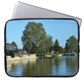River Murray Renmark South Australia, Laptop Sleeve