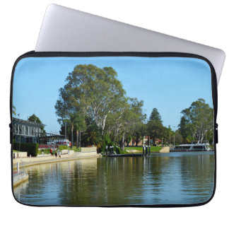 River Murray Renmark South Australia, Laptop Sleeve