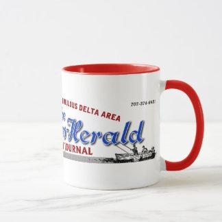 River News Herald Mug
