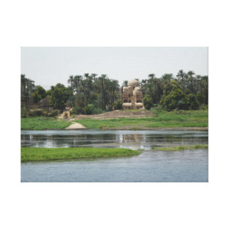 River Nile Canvas Print