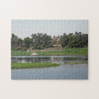 River Nile Jigsaw Jigsaw Puzzle