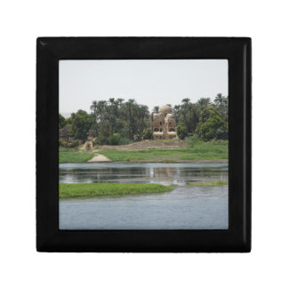 River Nile Scene Gift Box