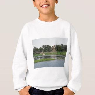 River Nile Scene Sweatshirt