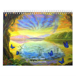 River Of Life Calendar Calendar 2009