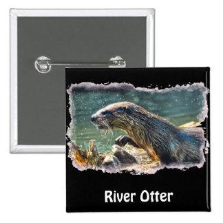 River Otter Animal-lover's Wildlife Photo Pin