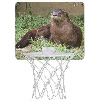 River Otter Mini Basketball Hoop
