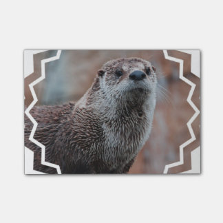River Otter Post-it Notes