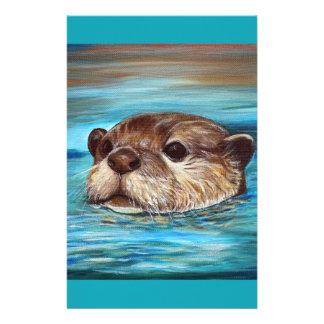 River Otter Stationery