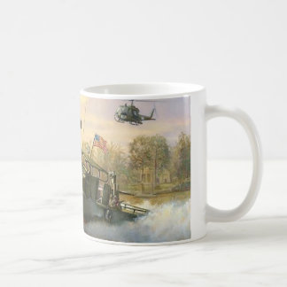 River Patrol Boat Coffee Mug