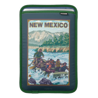 River RaftingNew Mexico Sleeves For MacBook Air