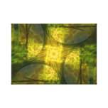 River Reflections Stretched Canvas Prints