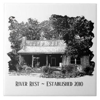 River Rest Cabin Tile
