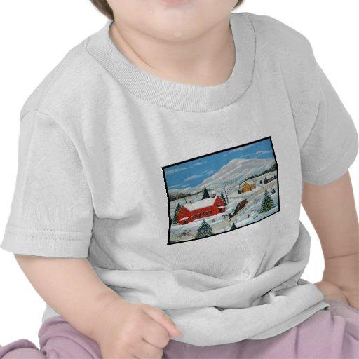 River Ridge School House T-shirt