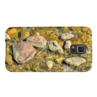 River Rocks Case For Galaxy S5