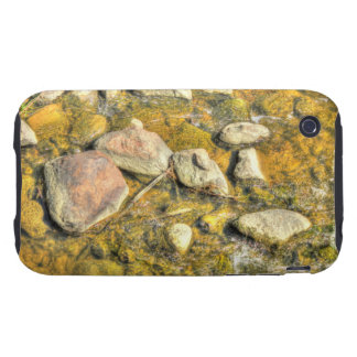River Rocks iPhone 3 Tough Covers