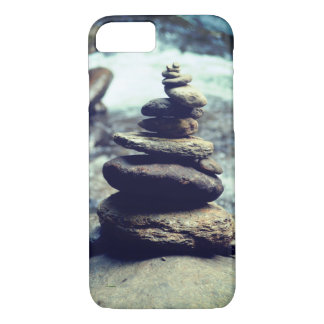river rocks iPhone case