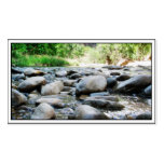 River Rocks @ The Virgin River Business Card Templates