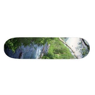 River Scenic View Skateboard