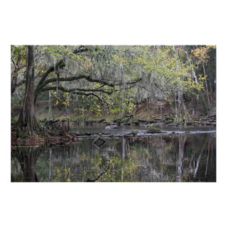 River Serenity Poster -36x24 -smaller available