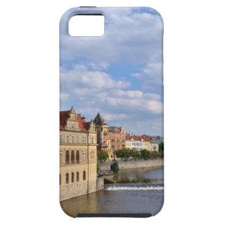 River side of Prague, Republic Czech, iPhone 5 Case