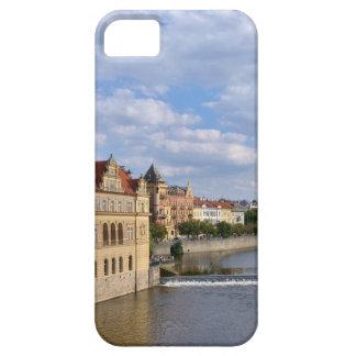 River side of Prague, Republic Czech, iPhone 5 Cases