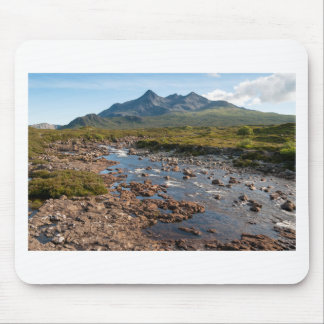 River Sligachan, Isle of Skye, Scotland Mouse Pad