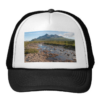 River Sligachan, Isle of Skye, Scotland Trucker Hat