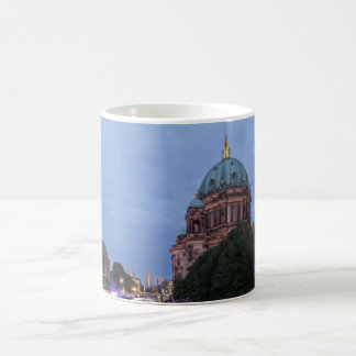 River Spree and Cathedral in Berlin, Germany Coffee Mug