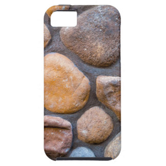 River Stone Rock Wall Background Case For The iPhone 5