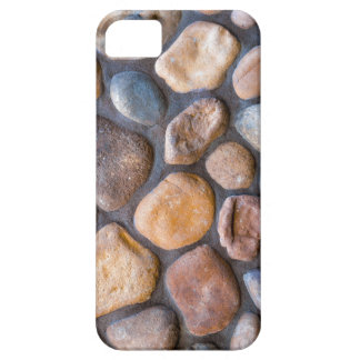 River Stone Rock Wall Background iPhone 5 Case