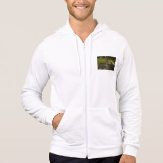 River Swale, Easby, Richmond, Yorkshire Hoodie