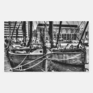 River Thames Sailing Barges