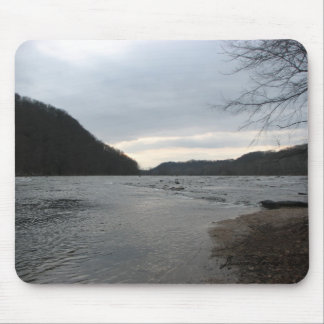 River View Mouse Pad