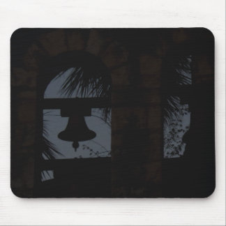 River Walk Mission Bell Mouse Pad