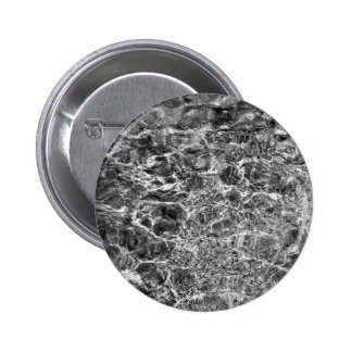 River Water Ripples 2 Inch Round Button