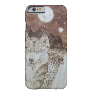 River Wolves Barely There iPhone 6 Case