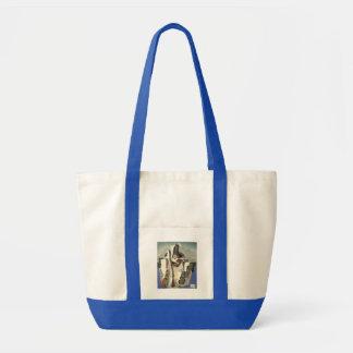 """Rivera's """"Zapata-style Landscape"""" bags"""
