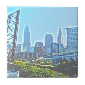 Riverbank Cleveland OH Ceramic Tile