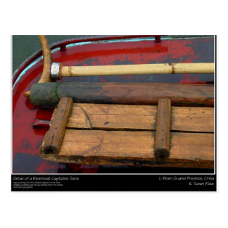 riverboat tools postcard
