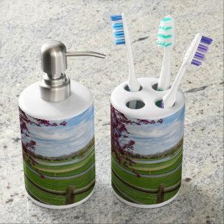 Rivercut In Spring Soap Dispensers
