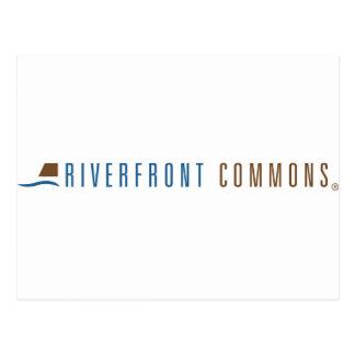 Riverfront Commons Postcard