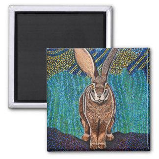 Riverine Rabbit Magnet