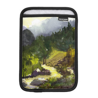 Riverlands 1 iPad mini sleeve