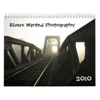 Rivers Wanted Photography Wall Calendars