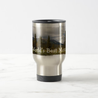Riverscape; Happy Mothers Day Travel Mug