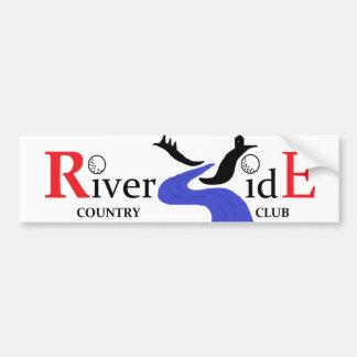 Riverside Country Club Bumper Sticker