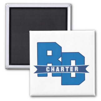 Riverside Drive Charter Magnet