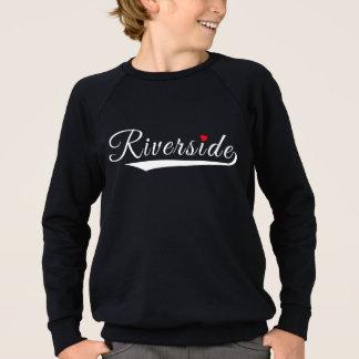 Riverside Heart Logo Sweatshirt