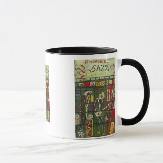riverside jazz mug
